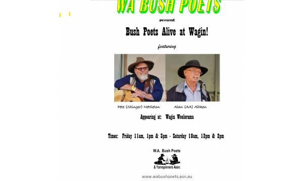 WESTERN AUSTRALIAN BUSH POETS SOCIETY
