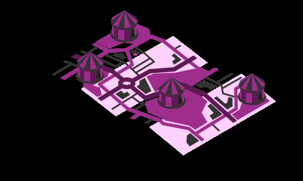 Showground Site Map