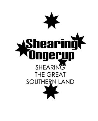Shearing Ongerup